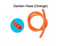 16mm Orange Garden hose 1 meter For Household Industry Hose Pipe Garden LittleThingy