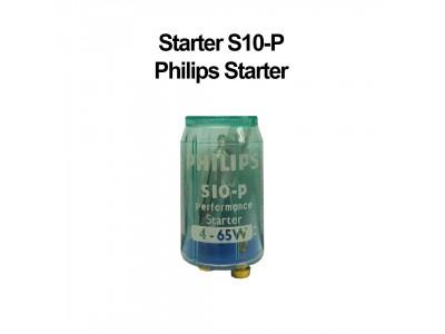 220-240 VAC Philips S10 Starter for fluorescent light 4-65 W