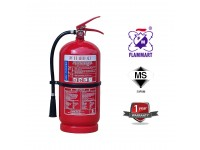 Flammart 6kg ABC Dry Powder Fire Extinguisher Household Office Vehicle Truck Pemadam Api LittleThingy