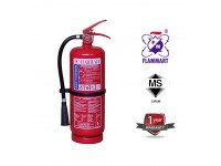 Flammart 4kg ABC Dry Powder Fire Extinguisher Household Office Vehicle Truck Pemadam Api LittleThingy