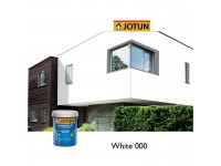 1L Jotun White Colour 0001 Jotashield Antifade Colours Exterior Outdoor Wall Paint Anti Algae & Anti Fungal Cat Dinding Luar Rumah Putih Tahan Cuaca