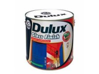 1L ICI Dulux Gloss Finish White 101 Black 122 Golden Honey Metal Wood Surface Grill Gate Wooden Door Cat Pintu Kayu Pagar Besi LittleThingy