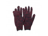 Cotton Knitted Hand Safety Gloves Batik Colour Hand Glove Sarung Tangan LittleThingy
