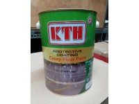 KTH Epoxy Floor Paint White 9102 Black 9385 Misty Grey Executive Grey Ash Grey Safety Green Cat Lantai LittleThingy