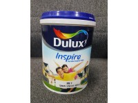 5L Dulux Inspire Exterior Paint White Colour Matt Finish Cat Putih Outdoor LittleThingy