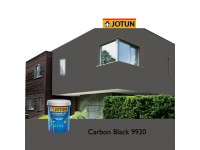 9920 Carbon Black 15L Jotun Jotashield Antifade Colours Exterior Outdoor Wall Paint Anti Algae & Anti Fungal Cat Dinding Luar Rumah Tahan Cuaca
