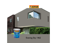 1462 Evening Sky 15L Jotun Jotashield Antifade Colours Exterior Outdoor Wall Paint Anti Algae & Anti Fungal Cat Dinding Luar Rumah Tahan Cuaca