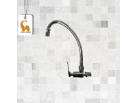 Water Tap Wall Mounted Type Fadoni F-1001 Paip Dinding LittleThingy
