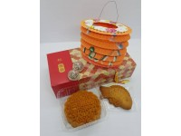 Mid-Autumn Moon Cake Festival Gift Lantern Tea Fish Doll MoonCake For Friends Colleague Family 中秋月饼礼品