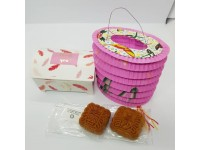 Mid Autumn Gift Moon Cake Lantern MoonCake Festival Gift For Friends Colleague Family 中秋月饼礼品