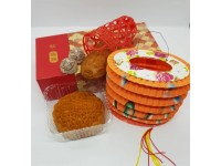 Mid-Autumn Moon Cake Festival Gift Lantern Tea Piggy  MoonCake For Friends Colleague Family 中秋月饼礼品