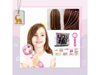 Automatic Magic Hair Braider Machine Premium Set Hairstyle Toy Plait Weave Dandan Rambut For Girls