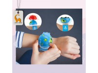 Spinning Top Watch Gyro LadyBug Wasp Jam Gasing 手表陀螺 惯性滑行Q车儿童益智玩具