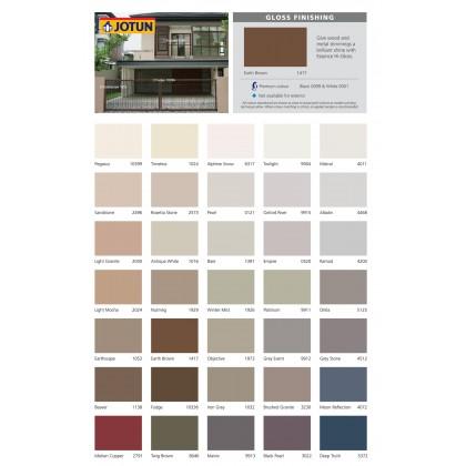8427 Secret Garden 5L Jotun Essence Cover Plus Matt Green Colour Interior Wall Paint Easy Wash Cat Dinding Dalaman Senang Dicuci