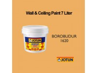 Jotun 7L Borobudur 1620 Dark Yellow Jotaplast Max Interior Emulsion Wall Paint Ceiling Paint Cat Dinding Rumah Warna Kuning Gelap LittleThingy