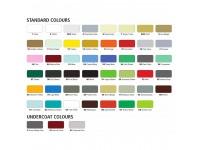 # 8P ★★ Fluorescent Premium Gold Colour 400ml Wood Metal Concrete Anti Rust Aerosol Spray Paint LittleThingy