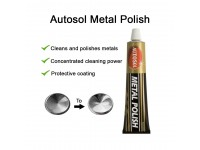 Autosol Metal Polish Tube 75mL/3.33oz (Made in Germany) Cleanse, Polish and Protect LittleThingy