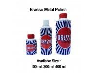 400ml Brasso Metal Polish Industry Multipurpose Polisher LittleThingy