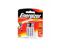 2pcs AA Energizer MAX Alkaline Battery 1.5V - Long Lasting Batteries LittleThingy
