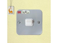 UMS 1 Gang 1 Way Metal Clad Socket Switch (SIRIM Approved) 211M LittleThingy