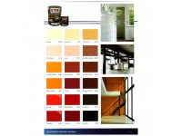 KTH 5L Ivory 1031 High Gloss Paint Indoor & Outdoor For Wood And Metal Surface Cat Kilat untuk Besi Dan Kayu LittleThingy
