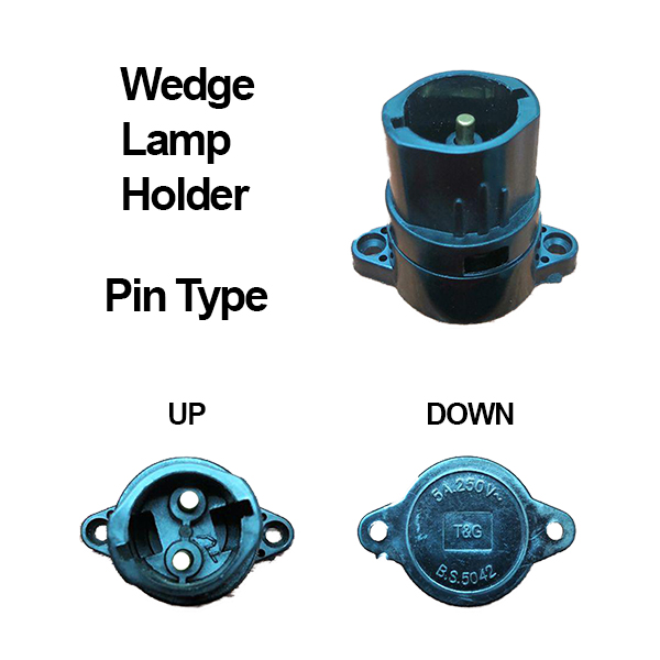 LittleThingy Extra - 393 B22 Wedge Lamp